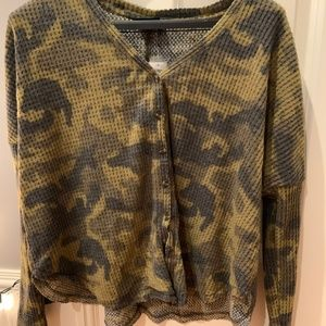 Long Sleeve Camouflage